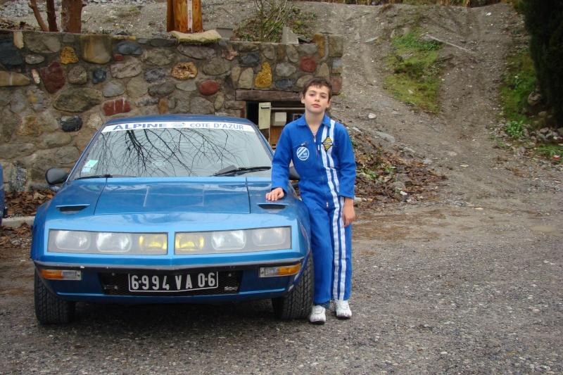 Voitures anciennes Alpine10