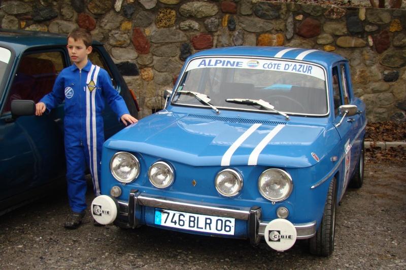 Voitures anciennes Alpine11