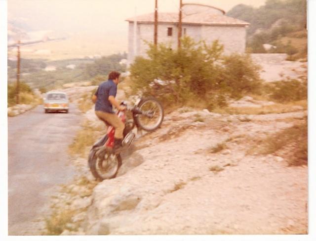 les quelques motos que j'ai eu Numari14