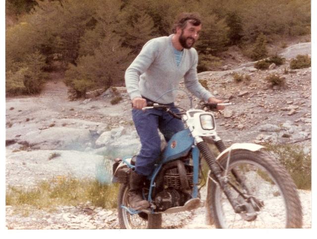 les quelques motos que j'ai eu Numari17