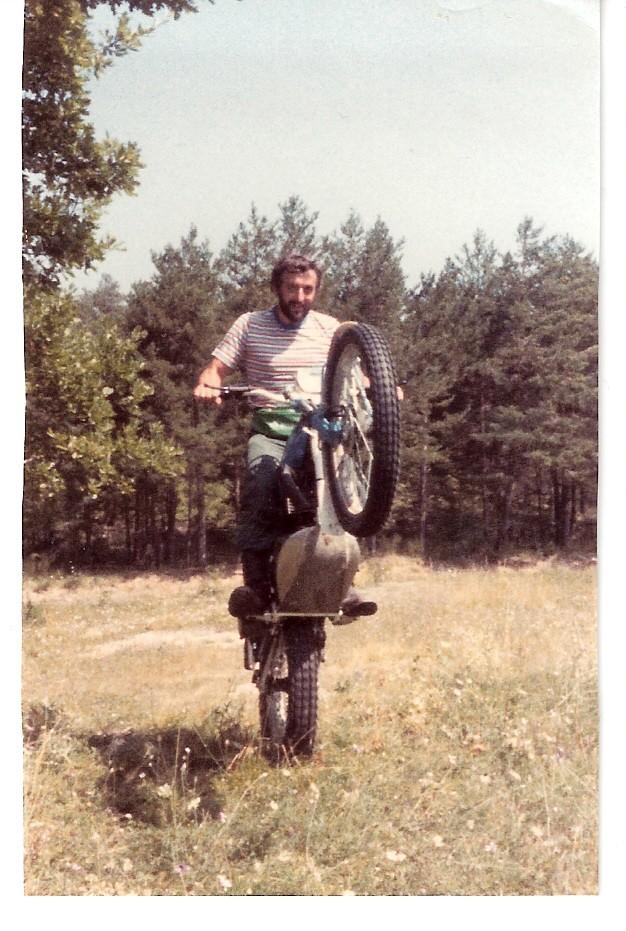 les quelques motos que j'ai eu Numari18