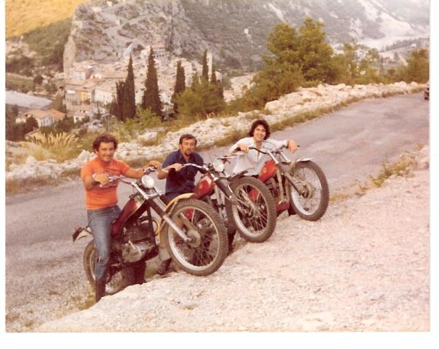 les quelques motos que j'ai eu Numari19