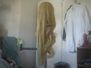 [COMMIS] WIG SYLING, DETANGLING & STRAIGHTENING  53162810