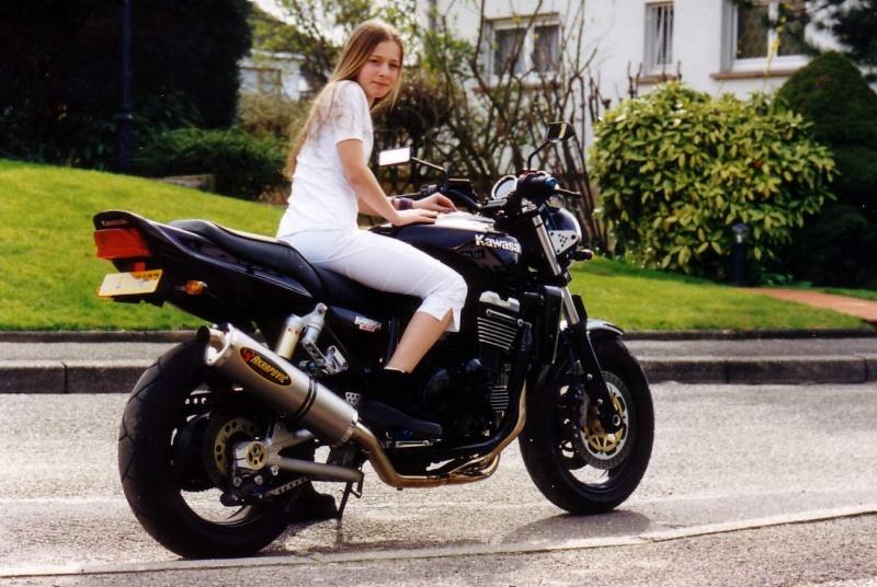 LA NUMERO 21, Kawasaki ZRX1100R Image-10