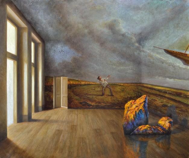 Ritorna la figurazione; artisti a confronto con il maestro Nunziante. 2011_i10