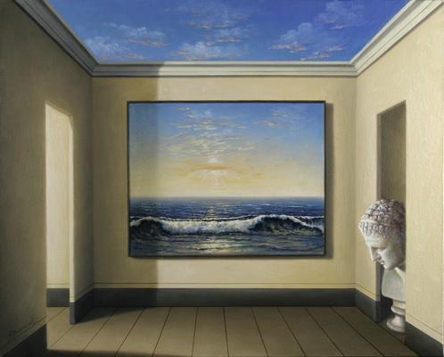 Ritorna la figurazione; artisti a confronto con il maestro Nunziante. 39810
