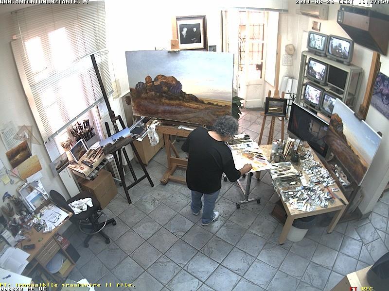 Frammenti di pittura Cam66811