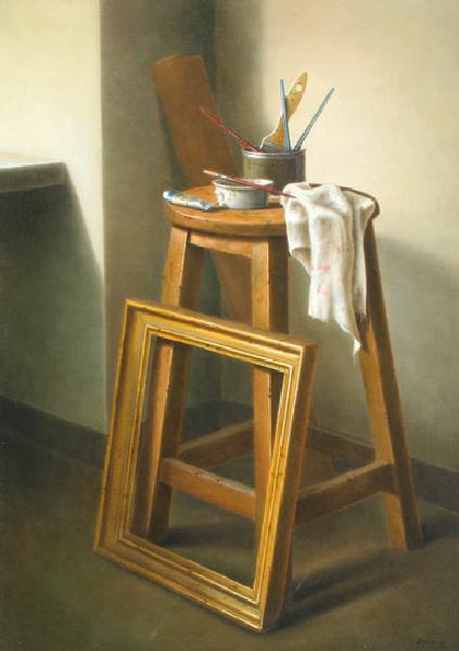 ASTA N° 8  Poleschi Arte Moderna e Contemporanea  16 maggio 2012 - ore 18,30 Olio_411