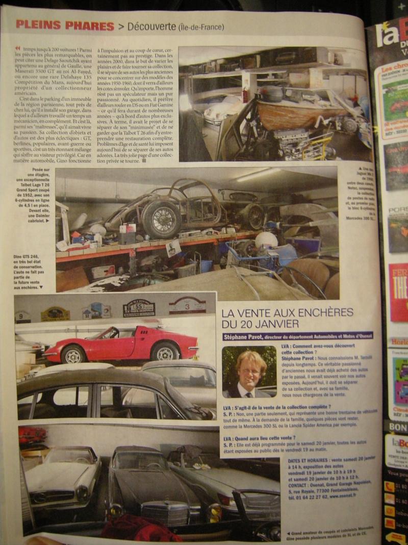 quelques articles de presse récents Dscn3844