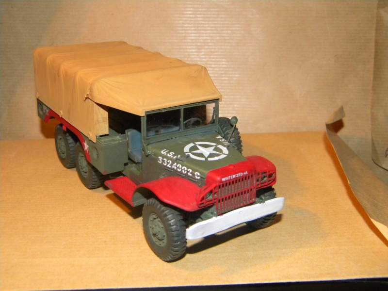 Dodge WC62. Dodge637