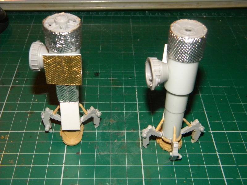 Robot,projet terminé. Marc_010