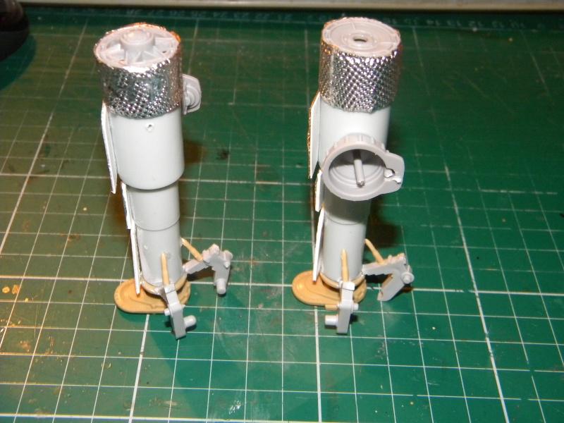 Robot,projet terminé. Marc_011
