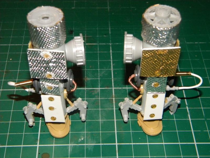 Robot,projet terminé. Marc_012