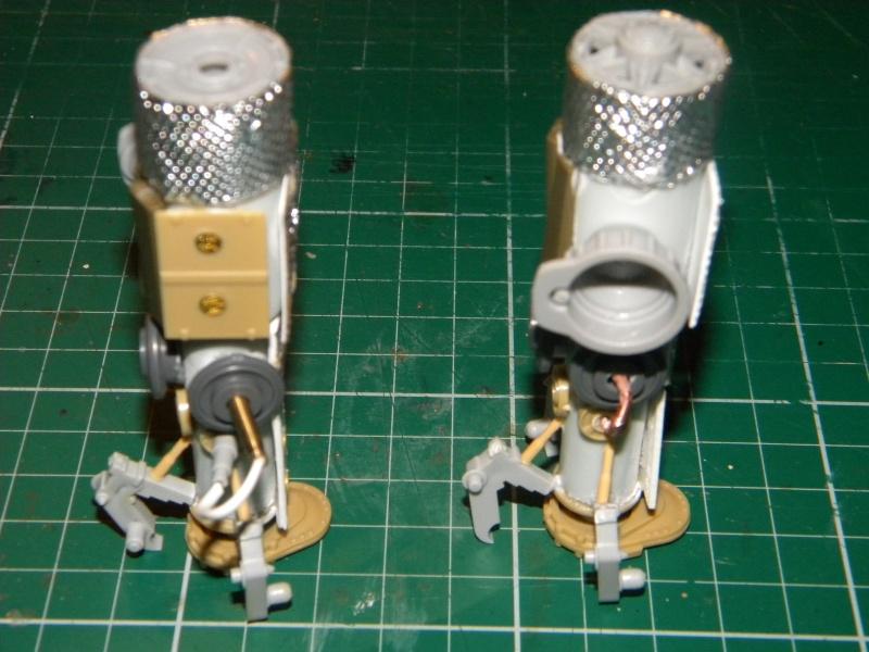 Robot,projet terminé. Marc_013