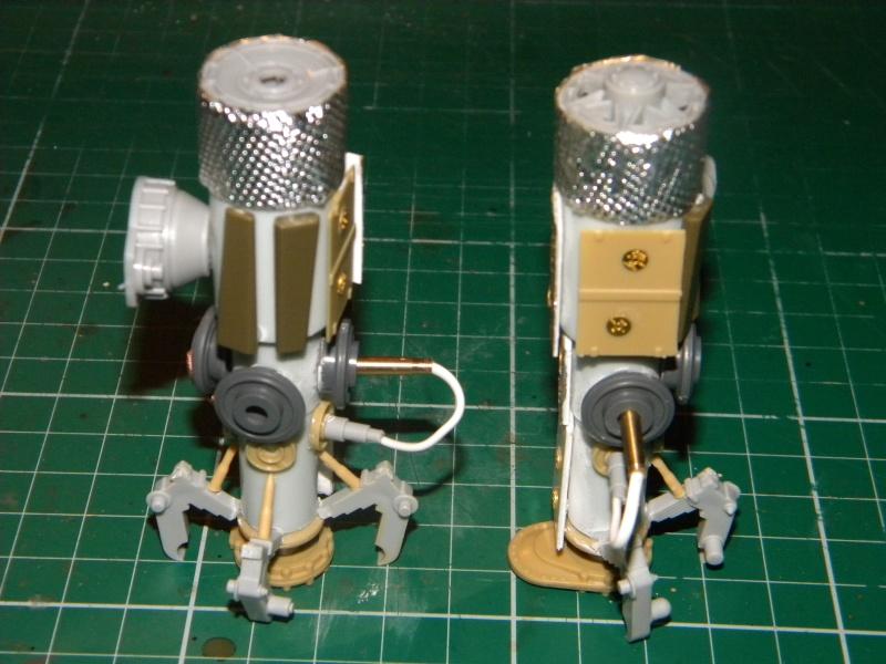 Robot,projet terminé. Marc_014