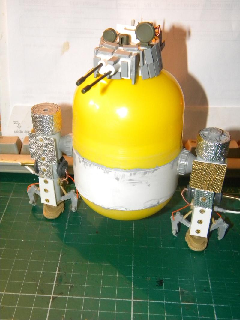 Robot,projet terminé. Marc_015