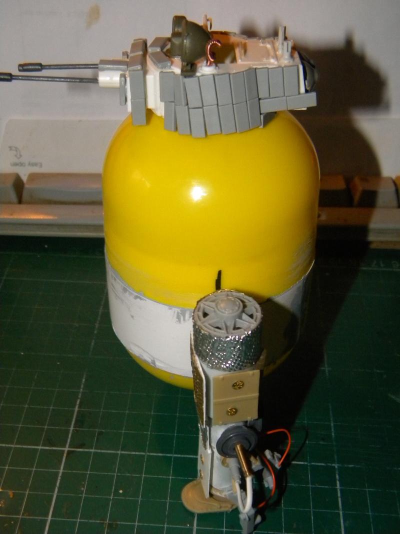 Robot,projet terminé. Marc_016