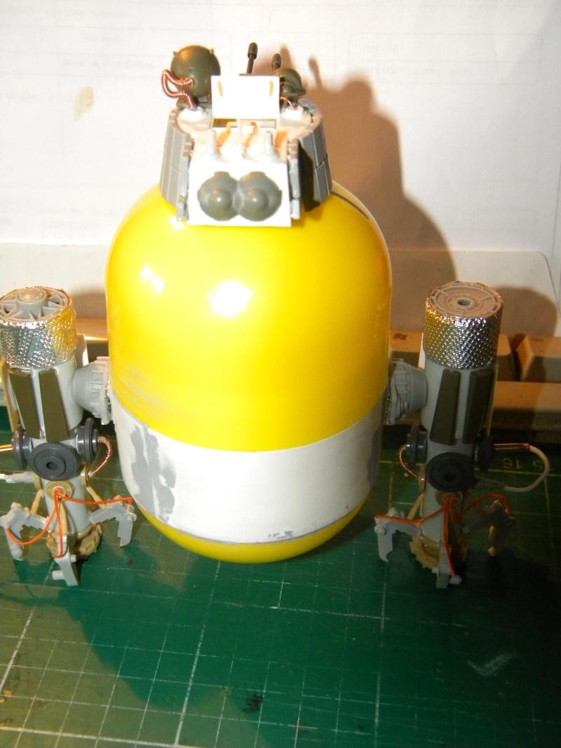 Robot,projet terminé. Marc_017