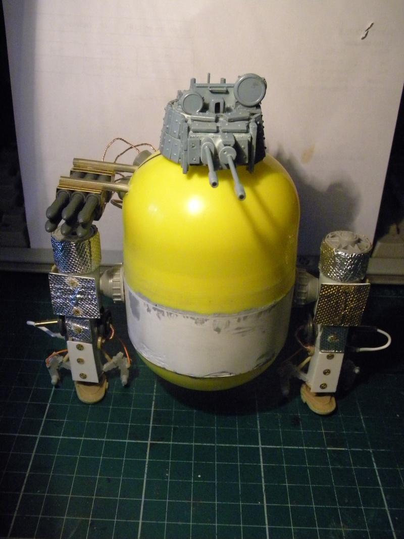 Robot,projet terminé. Marc_019