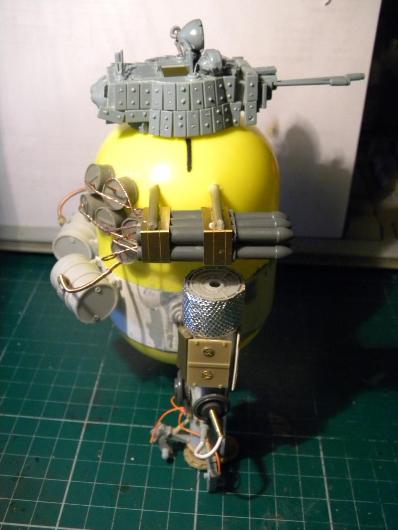 Robot,projet terminé. Marc_020