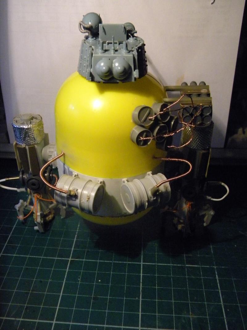 Robot,projet terminé. Marc_021