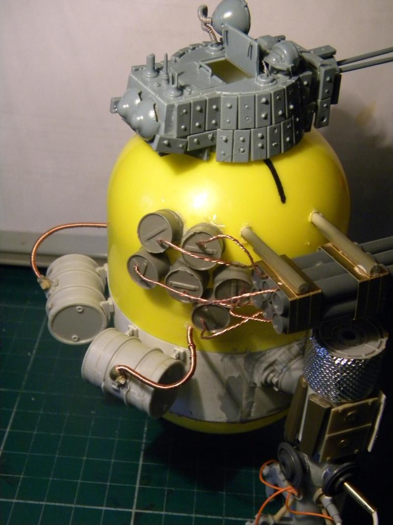 Robot,projet terminé. Marc_022
