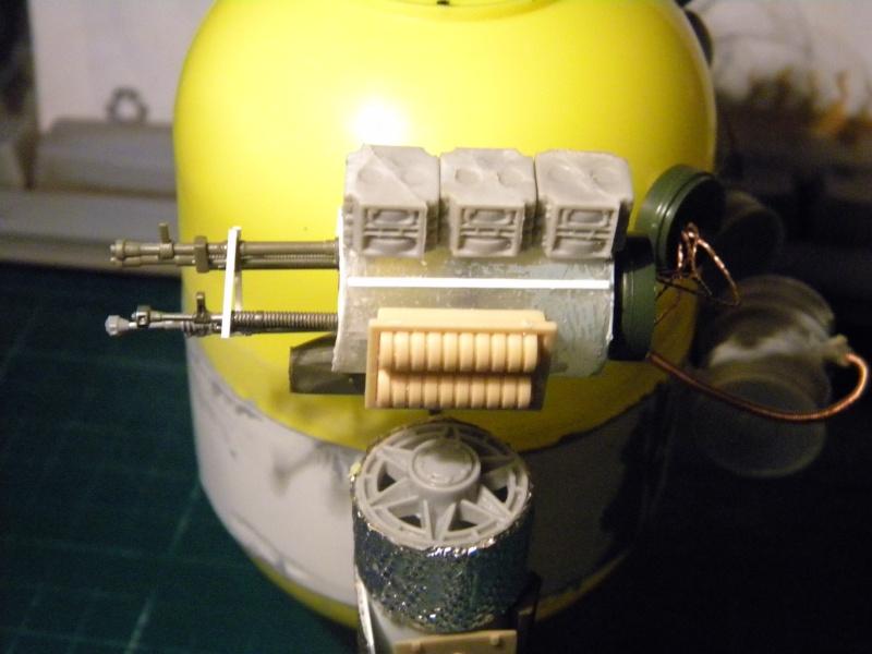 Robot,projet terminé. Marc_024