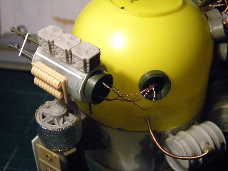 Robot,projet terminé. Marc_025