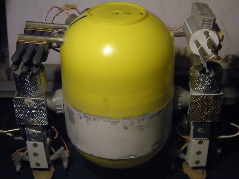 Robot,projet terminé. Marc_026