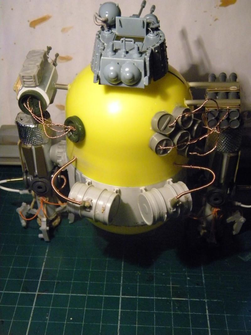 Robot,projet terminé. Marc_028