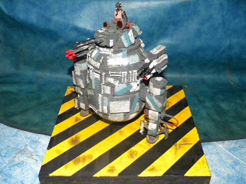 Robot,projet terminé. Marc_029