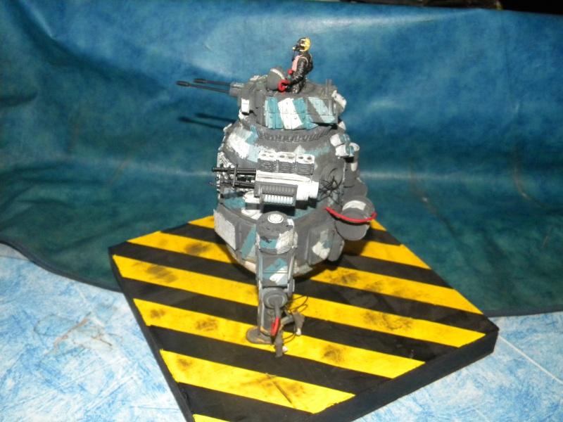 Robot,projet terminé. Marc_030