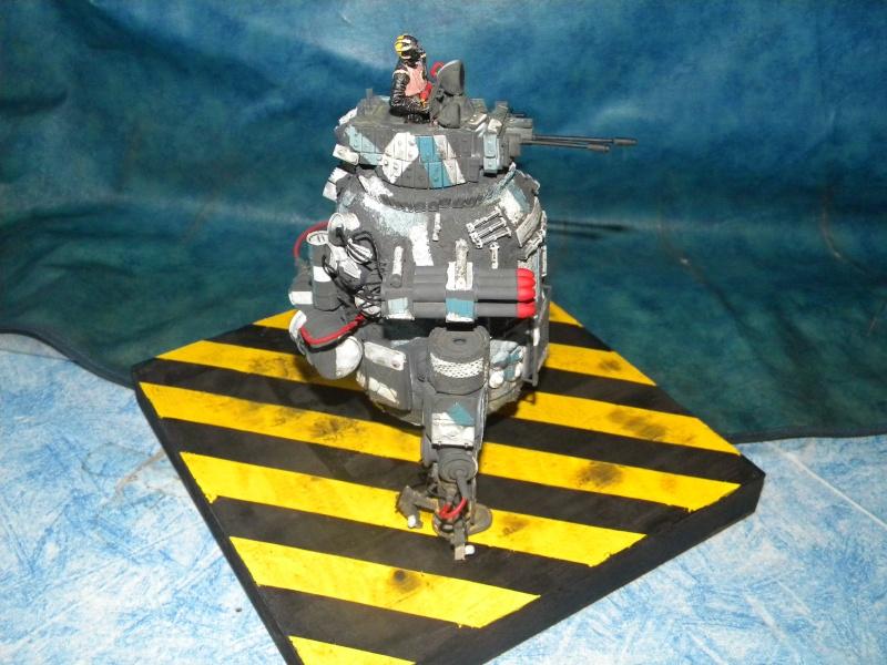 Robot,projet terminé. Marc_032