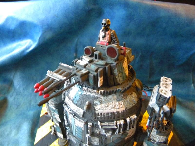 Robot,projet terminé. Marc_035