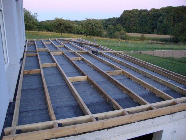 Terrasse bois 110
