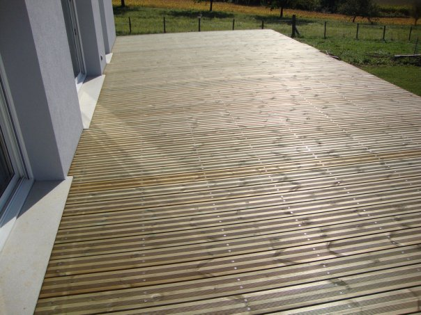 Terrasse bois 310
