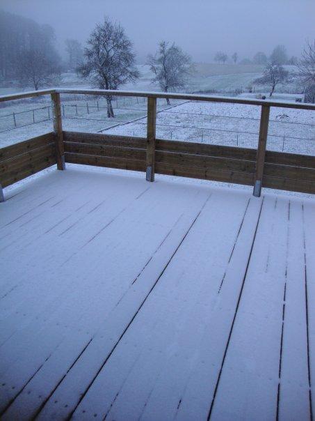 Terrasse bois 410