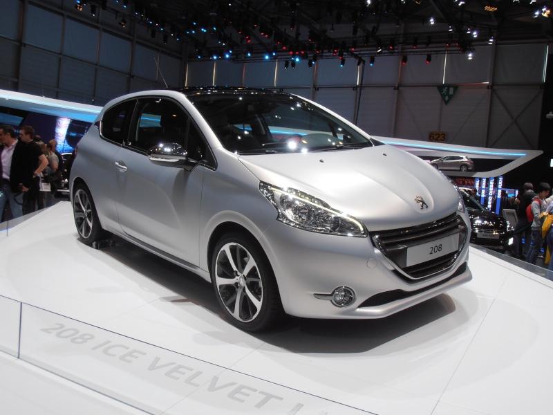Salon de l'auto Geneve 11/02/2012 10110