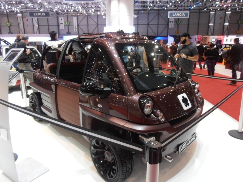 Salon de l'auto Geneve 11/02/2012 13910