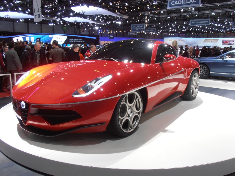 Salon de l'auto Geneve 11/02/2012 15410