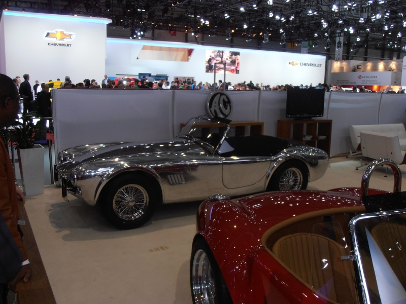 Salon de l'auto Geneve 11/02/2012 2014