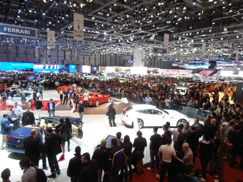 Salon de l'auto Geneve 11/02/2012 2314
