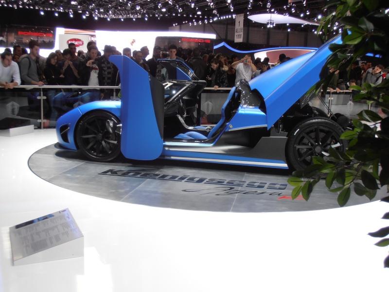 Salon de l'auto Geneve 11/02/2012 3414