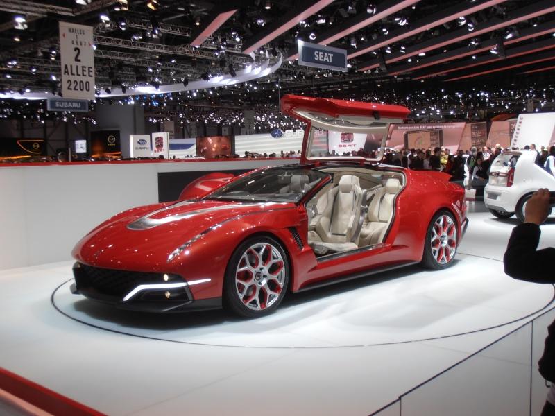 Salon de l'auto Geneve 11/02/2012 3912
