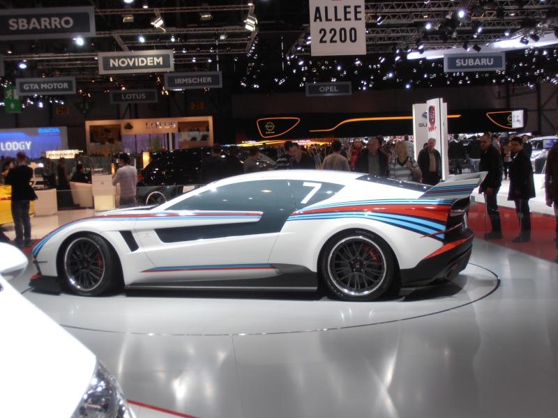 Salon de l'auto Geneve 11/02/2012 4113