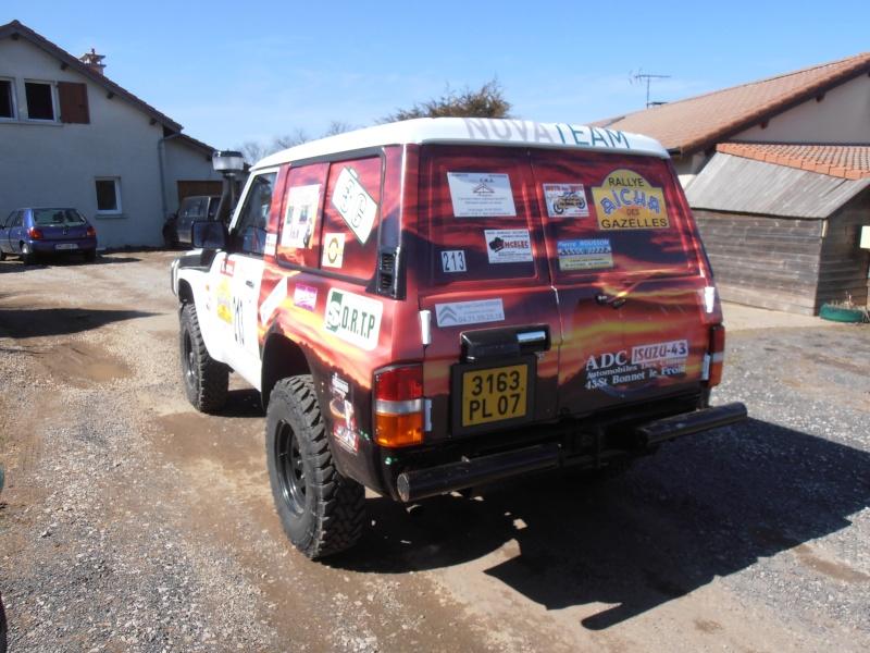 22ème Rallye Aïcha des Gazelles N°213 à surveiller 416