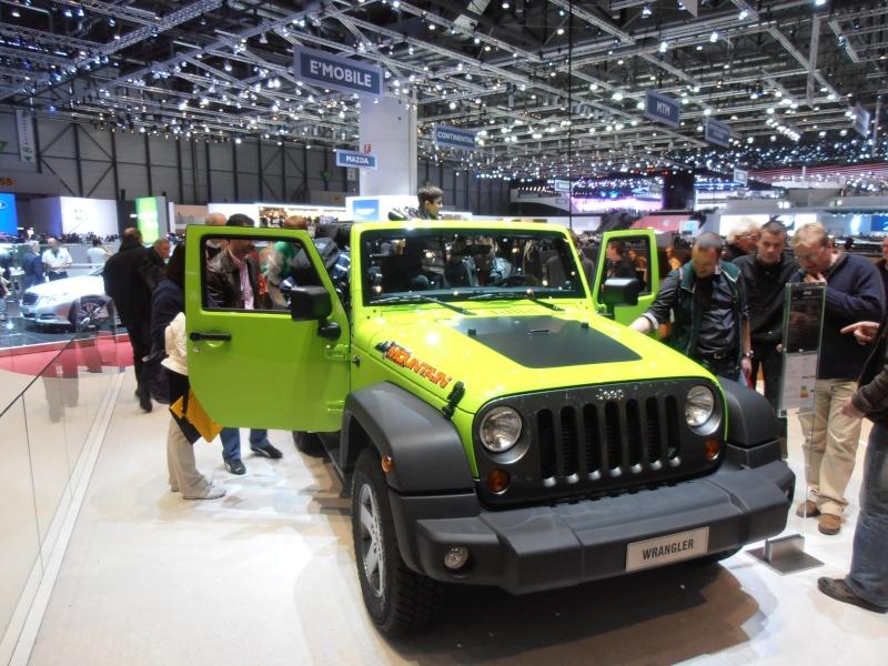 Salon de l'auto Geneve 11/02/2012 5012