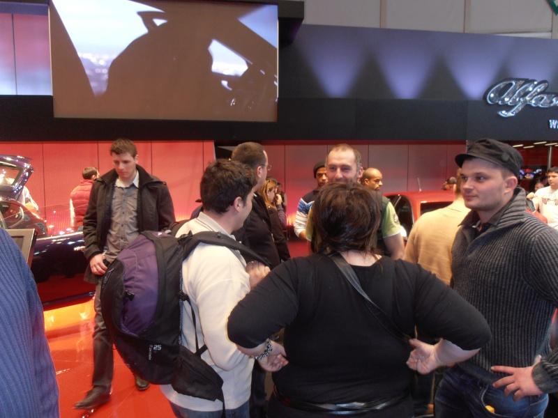Salon de l'auto Geneve 11/02/2012 7910
