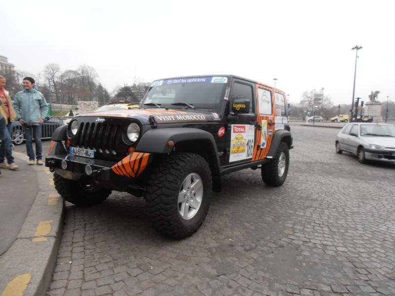 22ème Rallye Aïcha des Gazelles N°213 à surveiller P3170011