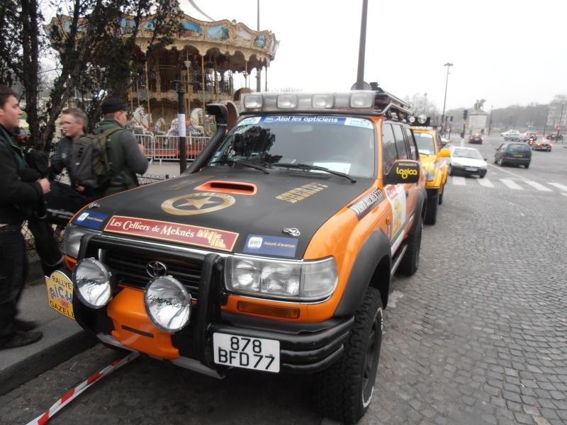 22ème Rallye Aïcha des Gazelles N°213 à surveiller P3170013